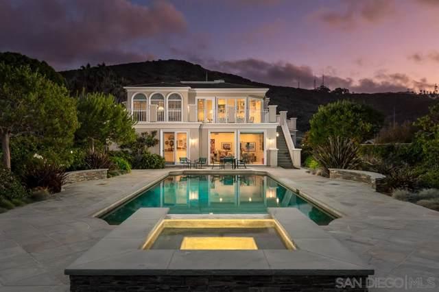 7955 Via Capri, La Jolla, CA 92037 (#190057609) :: Neuman & Neuman Real Estate Inc.