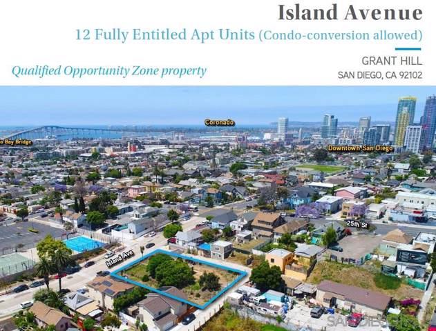 2528 Island Ave #000, San Diego, CA 92102 (#190057631) :: Compass