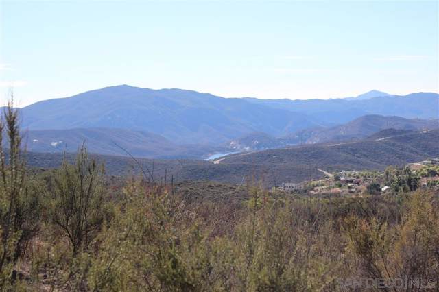 Vista Del Cielo Parcel 02- Via Dieguenos #02, Alpine, CA 91901 (#190057685) :: Keller Williams - Triolo Realty Group