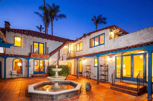 631 A Avenue, Coronado, CA 92118 (#190057689) :: Whissel Realty