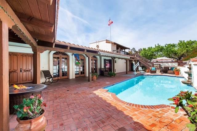 3741 Via Viento, Fallbrook, CA 92028 (#190057750) :: Neuman & Neuman Real Estate Inc.