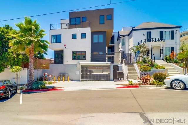 2124 Front St Unit 3 #3, San Diego, CA 92101 (#190057928) :: Compass