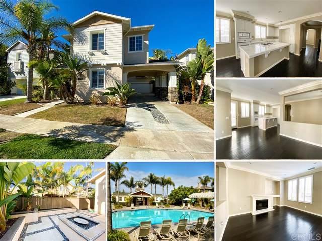 6925 Waters End Dr, Carlsbad, CA 92011 (#190057951) :: Neuman & Neuman Real Estate Inc.