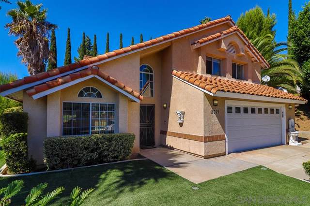 2021 Leo Ct, Escondido, CA 92026 (#190057984) :: Neuman & Neuman Real Estate Inc.