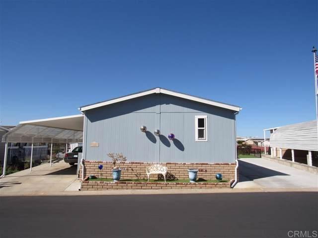 9500 Harritt Rd Spc 167, Lakeside, CA 92040 (#190058082) :: Neuman & Neuman Real Estate Inc.