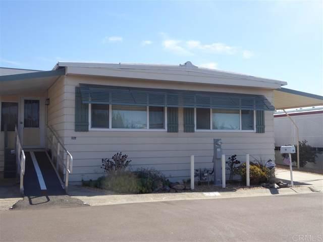 1010 E Bobier #18, Vista, CA 92084 (#190058093) :: Neuman & Neuman Real Estate Inc.