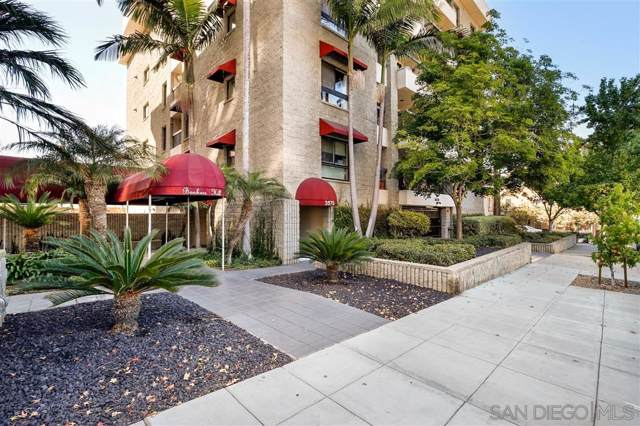 3570 1St Ave #14, San Diego, CA 92103 (#190058130) :: Whissel Realty