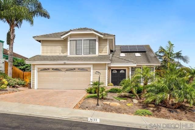 1633 Hawk View Dr, Encinitas, CA 92024 (#190058136) :: Neuman & Neuman Real Estate Inc.