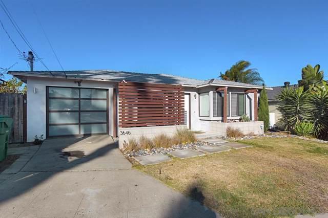 3646 Oleander, San Diego, CA 92106 (#190058161) :: The Yarbrough Group