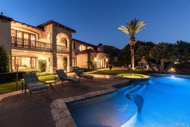 17656 Las Repolas, Rancho Santa Fe, CA 92067 (#190058219) :: Neuman & Neuman Real Estate Inc.