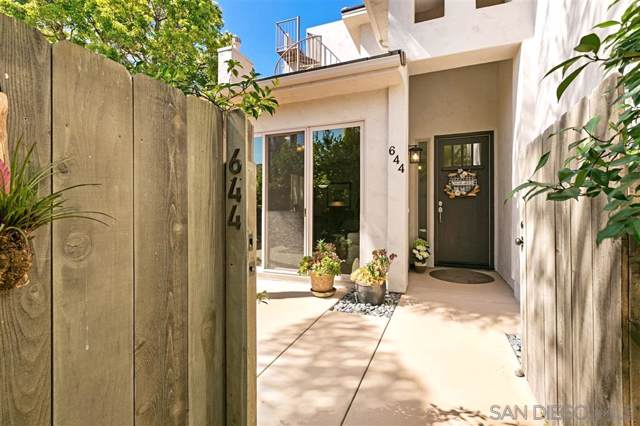 644 Westbourne Street, La Jolla, CA 92037 (#190058345) :: Neuman & Neuman Real Estate Inc.