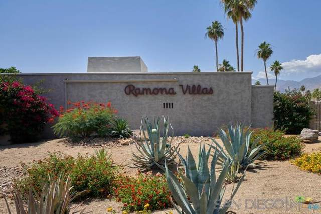1111 E Ramon Rd #88, Palm Springs, CA 92264 (#190058644) :: Whissel Realty