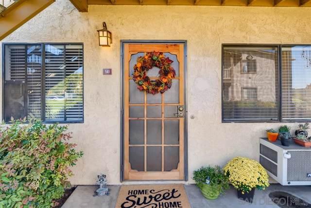 1423 Graves Ave #141, El Cajon, CA 92021 (#190058684) :: Neuman & Neuman Real Estate Inc.