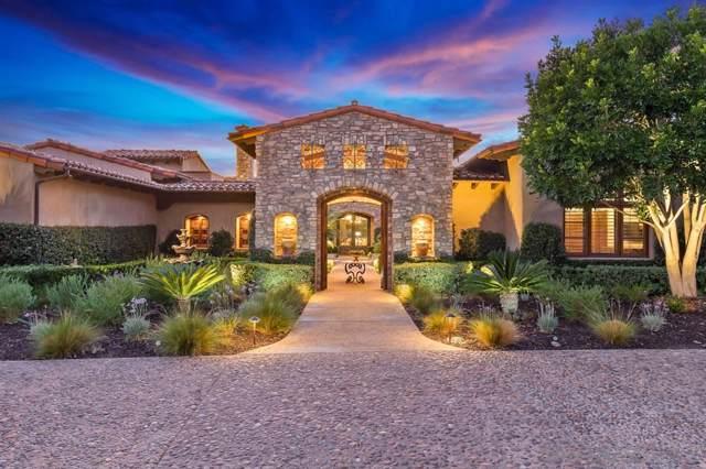 6367 Calle Ponte Bella, Rancho Santa Fe, CA 92091 (#190058774) :: Neuman & Neuman Real Estate Inc.