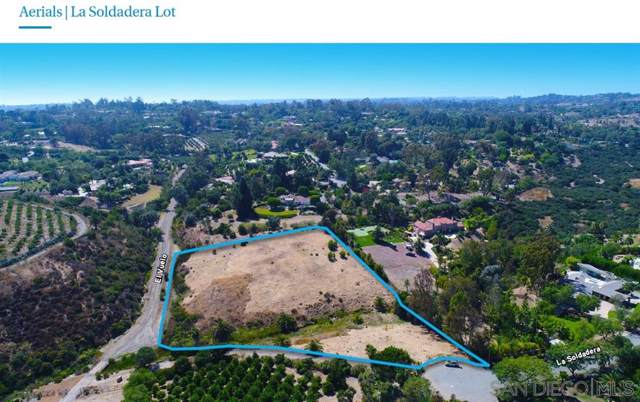 La Soldadera #000, Rancho Santa Fe, CA 92067 (#190058792) :: Dannecker & Associates