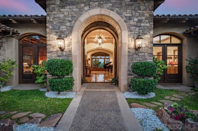 18479 Calle La Serra, Rancho Santa Fe, CA 92091 (#190058822) :: Neuman & Neuman Real Estate Inc.