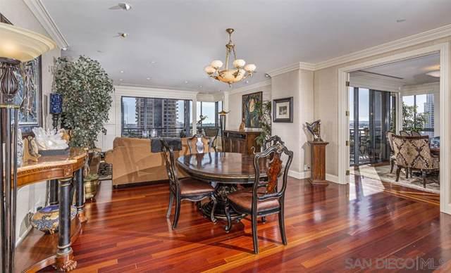 700 Front 801/807, San Diego, CA 92101 (#190058923) :: Neuman & Neuman Real Estate Inc.