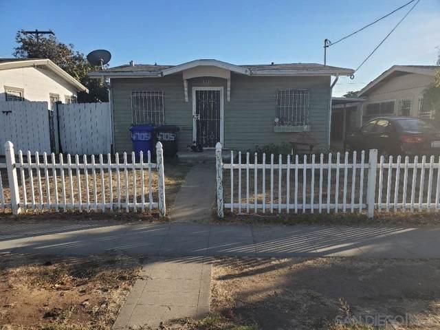 4705 Landis Street, San Diego, CA 92105 (#190058959) :: Neuman & Neuman Real Estate Inc.