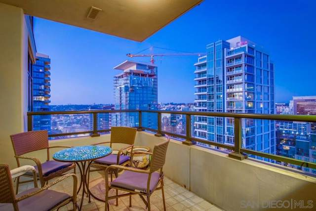 1205 Pacific Hwy #2904, San Diego, CA 92101 (#190058971) :: Compass