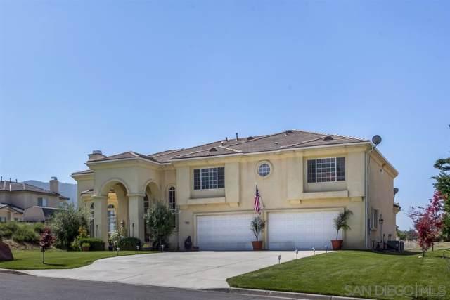 35889 Creekside Dr, Yucaipa, CA 92399 (#190059033) :: Neuman & Neuman Real Estate Inc.