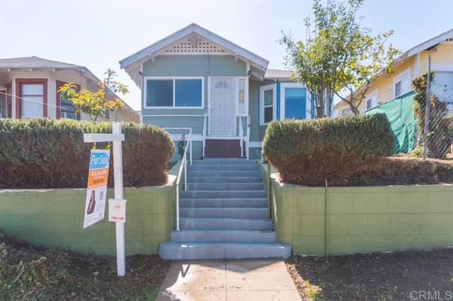 2887 Franklin Ave, San Diego, CA 92113 (#190059081) :: Neuman & Neuman Real Estate Inc.