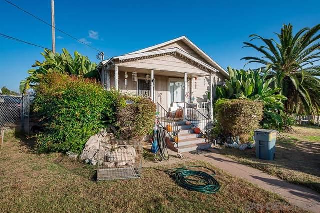 811 S 32nd St, San Diego, CA 92113 (#190059108) :: Neuman & Neuman Real Estate Inc.