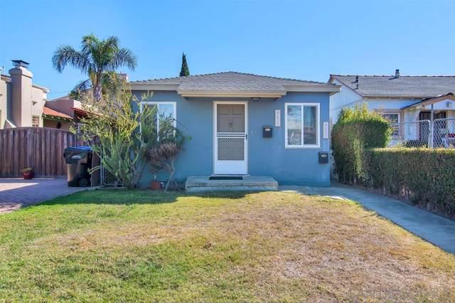 4657-59 Idaho St, San Diego, CA 92116 (#190059109) :: Dannecker & Associates