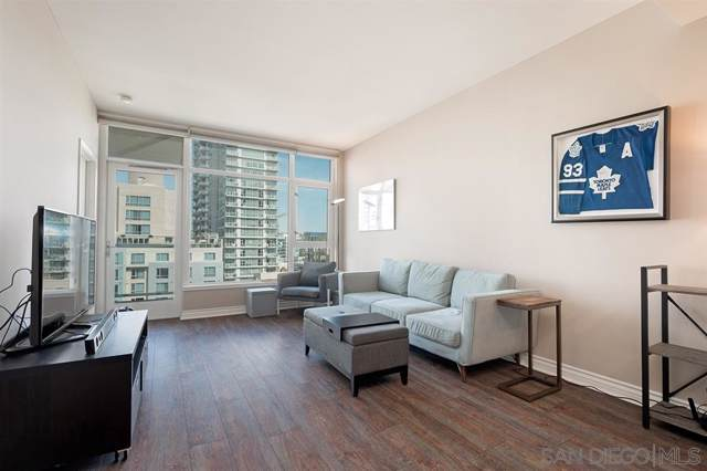 427 9th Avenue #908, San Diego, CA 92101 (#190059198) :: Neuman & Neuman Real Estate Inc.