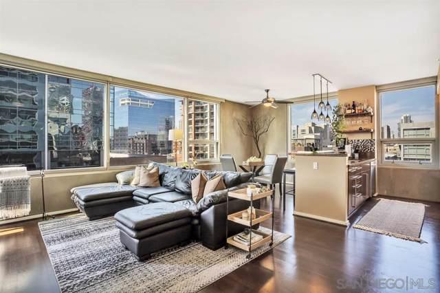 321 10th Ave #802, San Diego, CA 92101 (#190059204) :: Neuman & Neuman Real Estate Inc.