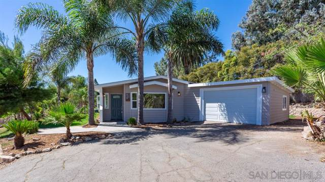 919 Vale View Dr, Vista, CA 92081 (#190059263) :: Neuman & Neuman Real Estate Inc.