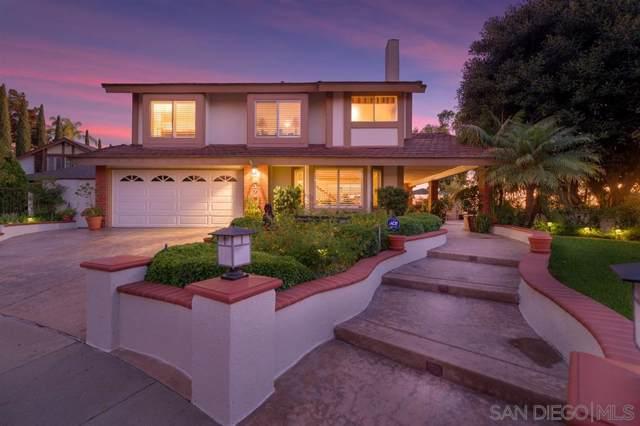 6172 Lisieux Terrace, San Diego, CA 92120 (#190059273) :: Neuman & Neuman Real Estate Inc.
