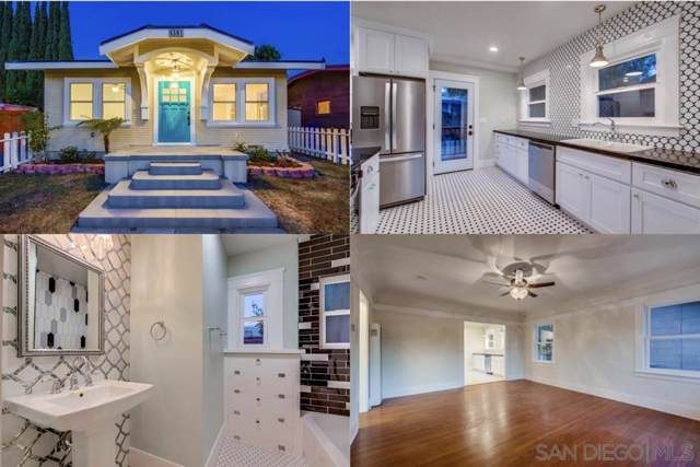 4581 Mississippi St, San Diego, CA 92116 (#190059355) :: Whissel Realty
