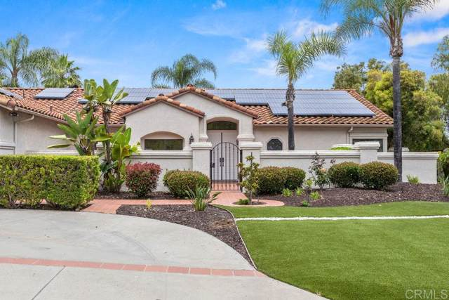 1300 Dexter Place, Escondido, CA 92029 (#190059393) :: Whissel Realty