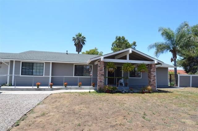 13653 Cuesta Del Sol, Lakeside, CA 92040 (#190059445) :: Neuman & Neuman Real Estate Inc.