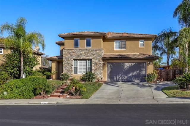 344 Flower Hill Way, San Marcos, CA 92078 (#190059459) :: Neuman & Neuman Real Estate Inc.