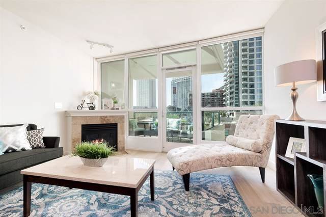 510 1st Ave #405, San Diego, CA 92101 (#190059510) :: Whissel Realty