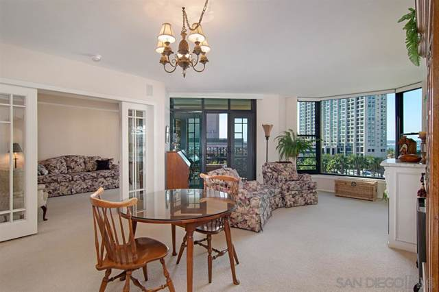 500 W Harbor Drive #720, San Diego, CA 92101 (#190059511) :: Whissel Realty