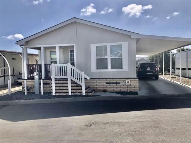 444 Anita St. #82, Chula Vista, CA 91911 (#190059516) :: Neuman & Neuman Real Estate Inc.