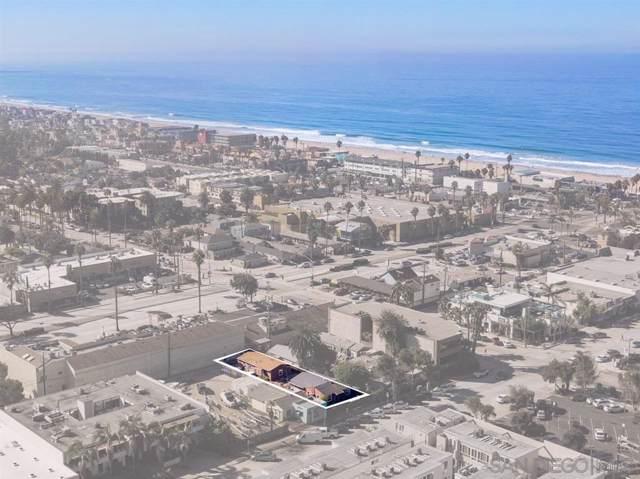 921-23 Hornblend St, San Diego, CA 92109 (#190059546) :: Neuman & Neuman Real Estate Inc.