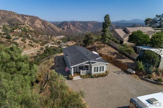 1140 Old Mountain View Rd, El Cajon, CA 92021 (#190059592) :: Neuman & Neuman Real Estate Inc.
