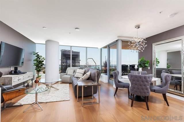 888 W E Street #903, San Diego, CA 92101 (#190059708) :: Neuman & Neuman Real Estate Inc.