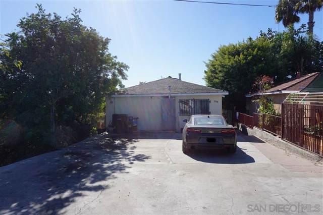 3590 Island Ave, San Diego, CA 92102 (#190059712) :: Neuman & Neuman Real Estate Inc.