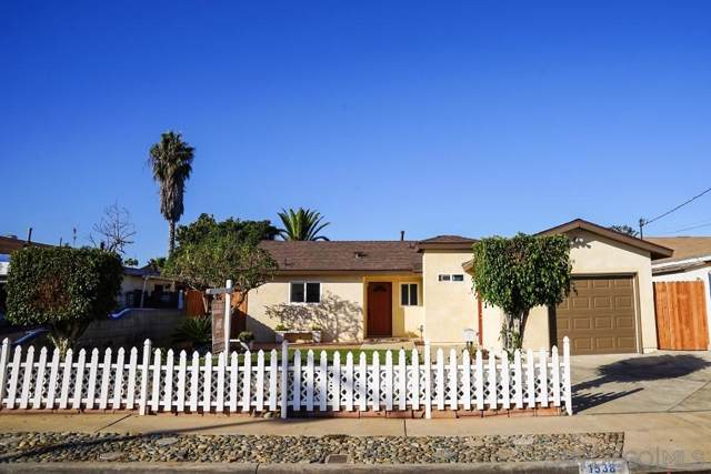 1538 Ionian St, San Diego, CA 92154 (#190059753) :: Whissel Realty