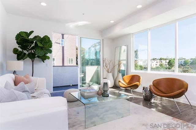 4100 Voltaire St #18, San Diego, CA 92107 (#190059808) :: Neuman & Neuman Real Estate Inc.