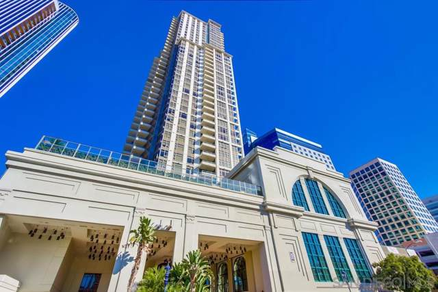 700 W E Street #302, San Diego, CA 92101 (#190059889) :: Whissel Realty