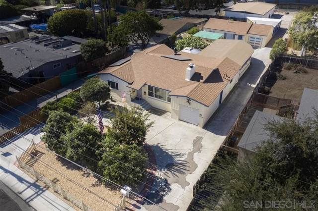 4804-06 Parks Ave, La Mesa, CA 91942 (#190059987) :: Whissel Realty