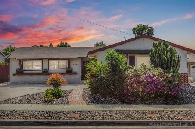 8385 Lake Baca Dr, San Diego, CA 92119 (#190060004) :: Whissel Realty