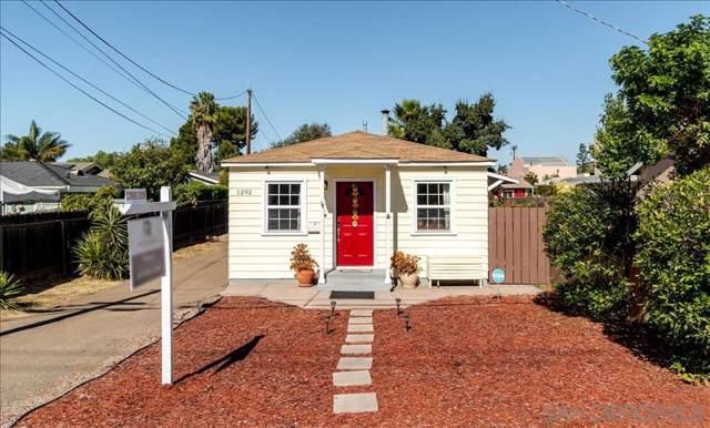 1292 Naranca Ave, El Cajon, CA 92021 (#190060038) :: Pugh | Tomasi & Associates