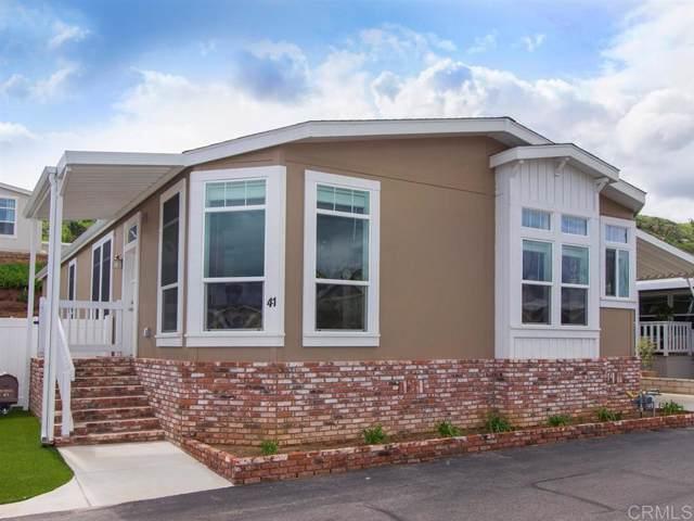 4650 Dulin Rd. #41, Fallbrook, CA 92028 (#190060111) :: Neuman & Neuman Real Estate Inc.