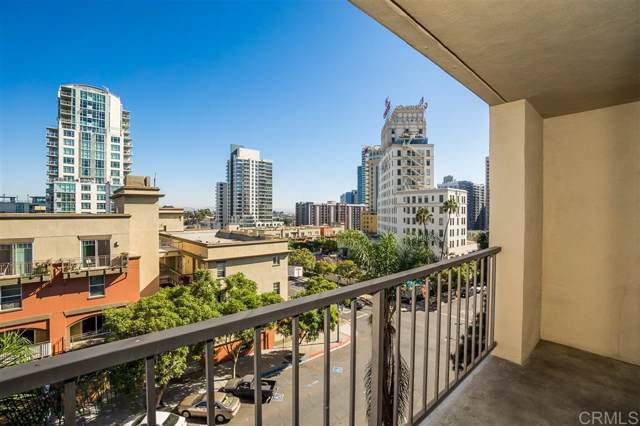 1514 7Th Ave #605, San Diego, CA 92101 (#190060152) :: Whissel Realty